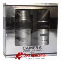 Парфюмерный набор подарочный Camera Long Lasting Max Deville