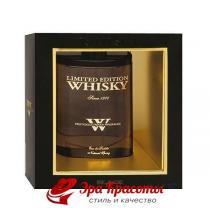 Туалетная вода Whisky Black Limited Edition Evaflor, 100 мл