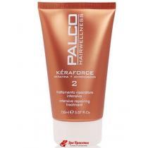 Интенсивный реконструирующий уход за волосами Professional Keraforce Palco, 150 мл