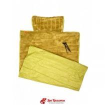 Пляжный коврик Seryat Зеленый, 70*140 см