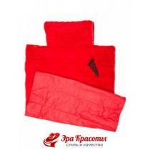 Пляжный коврик Seryat Красный, 70*140 см