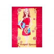 Коврик пляжный Barbie Seryat