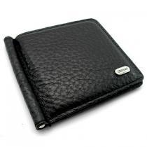 Зажим для купюр кожаный Desisan 208-011