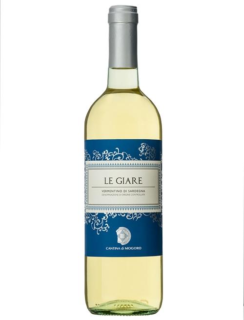 белое сухое вино Vermentino di Sardegna D.O.C. Mogoro, 750 мл
